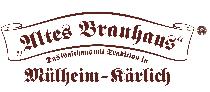 Logo von Restaurant altes brauhaus in Mülheim-Krlich